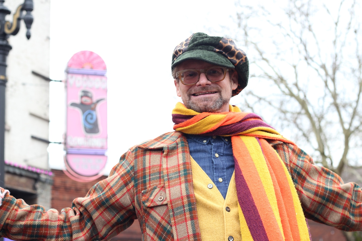 The Magic Is In the Hole: A Conversation With Voodoo Doughnut's Rock-Star Owner Tres Shannon