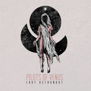 Lady Astronaut Cover