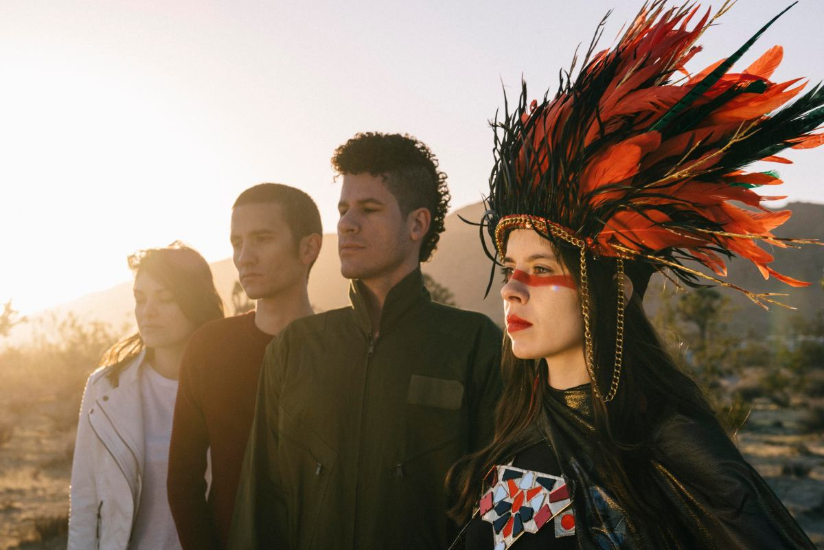 Guadalajara to Manhattan: A Bilingual Interview With Teri Gender Bender of Le Butcherettes