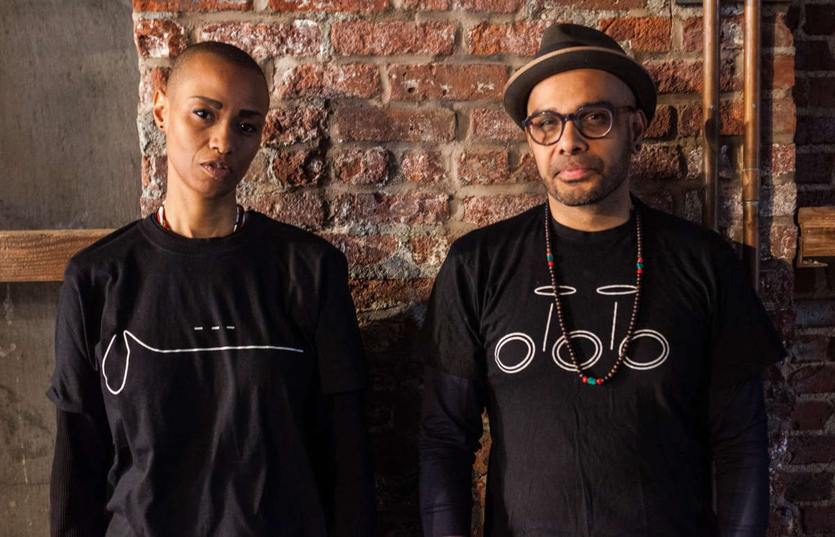 Meet Turning Jewels Into Water, the Newest Electronic Duo