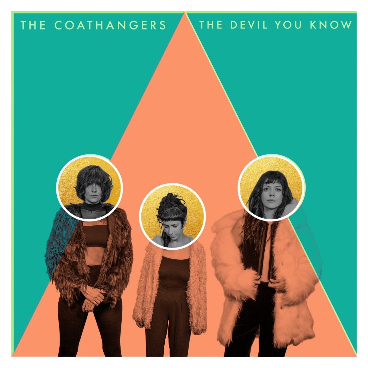 "The Coathangers Announce New Album, ""The Devil You Know"""